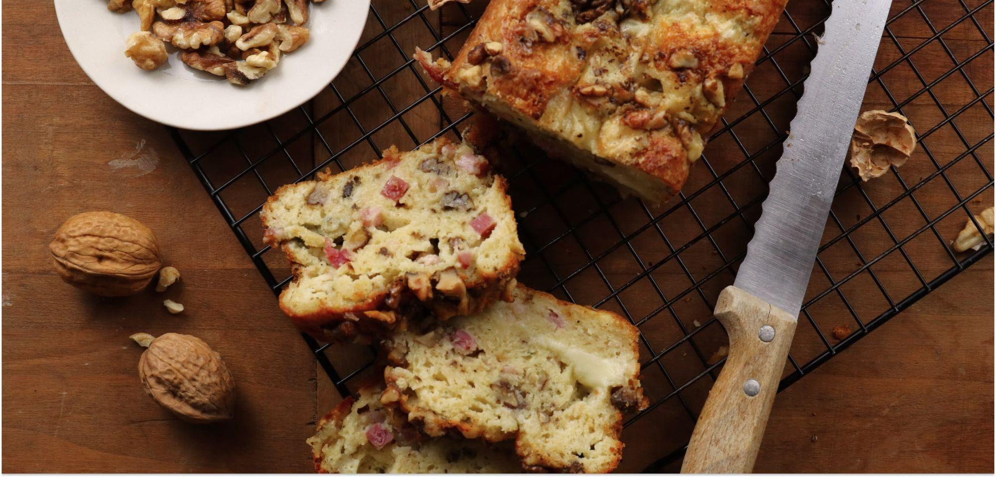 recette de cake d'automne